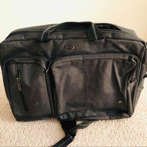 Solo - Urban Convertible Laptop Briefcase Backpack